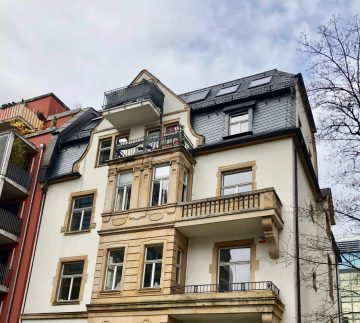 Helle Büroetage in schönem Stilaltbau, 60329 Frankfurt, Bürofläche