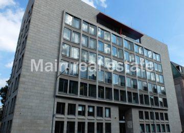 Moderne Büroflächen in markantem Gebäude, 60322 Frankfurt, Bürofläche