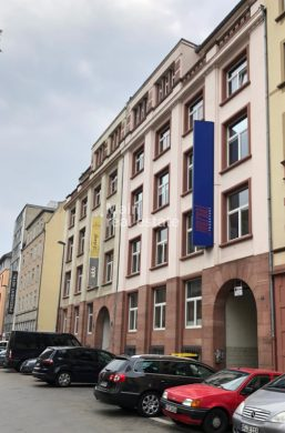 Moderne Loft-Büroflächen nähe Skyline-Plaza, 60327 Frankfurt, Bürofläche