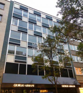Flexibel gestaltbare Büroetage auf der Goethestraße, 60313 Frankfurt, Bürofläche