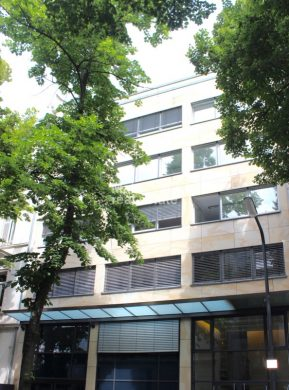 Repräsentative Büroetage im Westend, 60323 Frankfurt am Main, Bürofläche