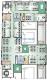 Repräsentative Büroflächeinheit - Geschossplan