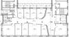 Repräsentative Büroetage - Grundriss