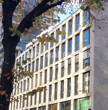 Exklusiver Neubau-Erstbezug in der City, 60313 Frankfurt, Bürofläche