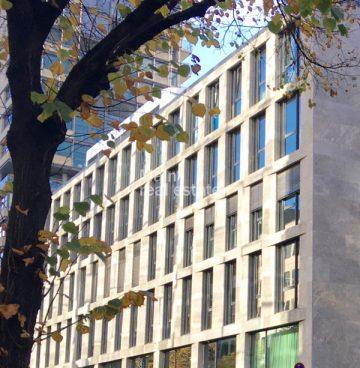 Exklusiver Neubau-Erstbezug in der City, 60313 Frankfurt, Bürofläche zur Miete