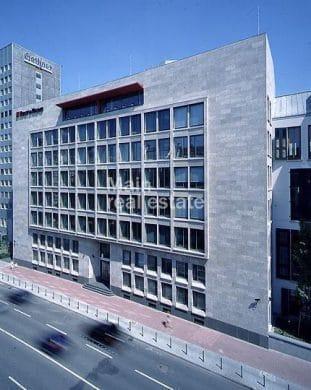 Moderne Büroetage in markantem Gebäude, 60322 Frankfurt, Office area