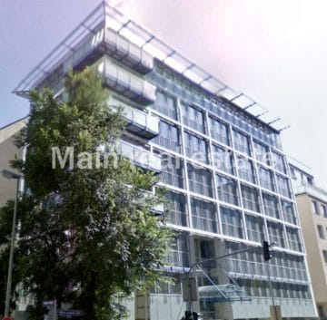 Bürogebäude In zentraler Lage, 60329 Frankfurt am Main, Office area