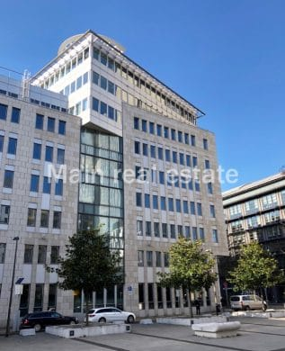 Moderne Büroetage mit exklusiver Terrassenfläche, 60329 Frankfurt, Office area