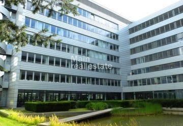 Moderne Büroflächen im Lyoner Quartier, 60528 Frankfurt, Office area