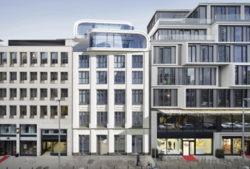 Erstbezug nach Refurbisment, 60311 Frankfurt am Main, Office area