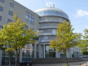 Cube – bestens ausgestattet im Mertonviertel, 60439 Frankfurt, Office area