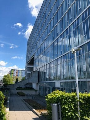 Büro-Loftflächen in markantem Gebäude, 60386 Frankfurt am Main, Fechenheim, Office area