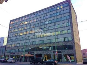 Moderner Standard auf der Hanauer Landstraße, 60314 Frankfurt, Office area