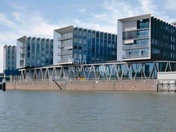 Westhafen-Pier – beste Perspektiven dank Mainblick, 60327 Frankfurt am Main, Office area