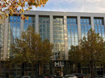 Moderne Büroflächen auf der Bankenmeile, 60329 Frankfurt, Office area