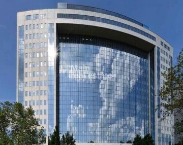 Beste Autobahnanbindung, 60486 Frankfurt, Office area