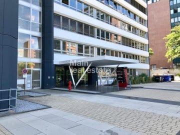 Flexible Raumaufteilung, 65760 Eschborn, Office area