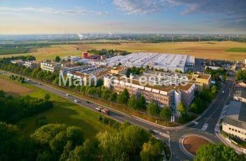Unternehmer PARK Liederbach -Büroflächen mit Qualität, 65835 Liederbach, Office area